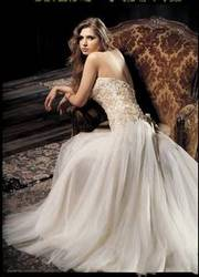 Alaura Wedding Dress by Constantina