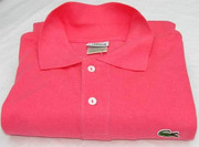 High quality  abercrombie and fitch T-shirt, $9lacoste solid color polo