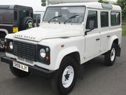 Land Rover Defender 110 51000 miles