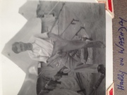 Searching for my fathers Army Friend Harry Baugh