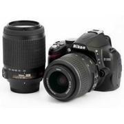 Nikon D3000 Digital SLR Camera with Nikon AF-S DX