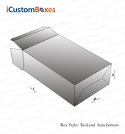 Custom Tuck end auto bottom – custom printed packaging