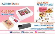 Benefit Custom Macaron Boxes