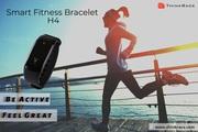 Smart Fitness Bracelet H4 – Your fitness playmate