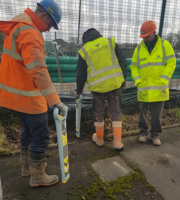 Improving Operatives Awareness Of How To Avoid Buried Utilities
