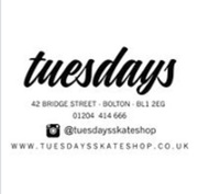 Tuesdays Skate Shop