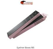 Entizing design of Custom Eyeliner boxes for Packaging