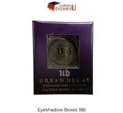 Entizing design of Custom EyeShadow boxes for Packaging