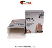 Custom Nail Polish Boxes with logo Packaging in Texas, USA