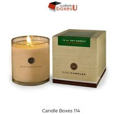 Incredible Custom Candle Boxes and Point of Sale Material