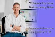 Websites For New Business Startup Bolton - onemanbandwebsites.co.uk